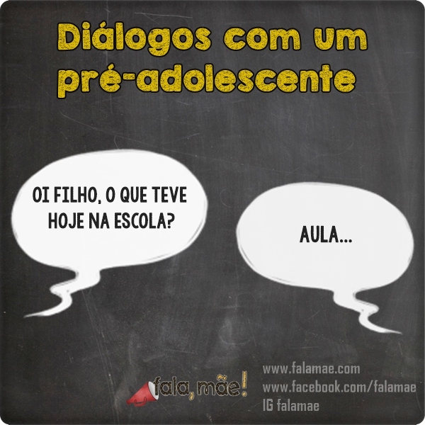 dialogos pre adolescente